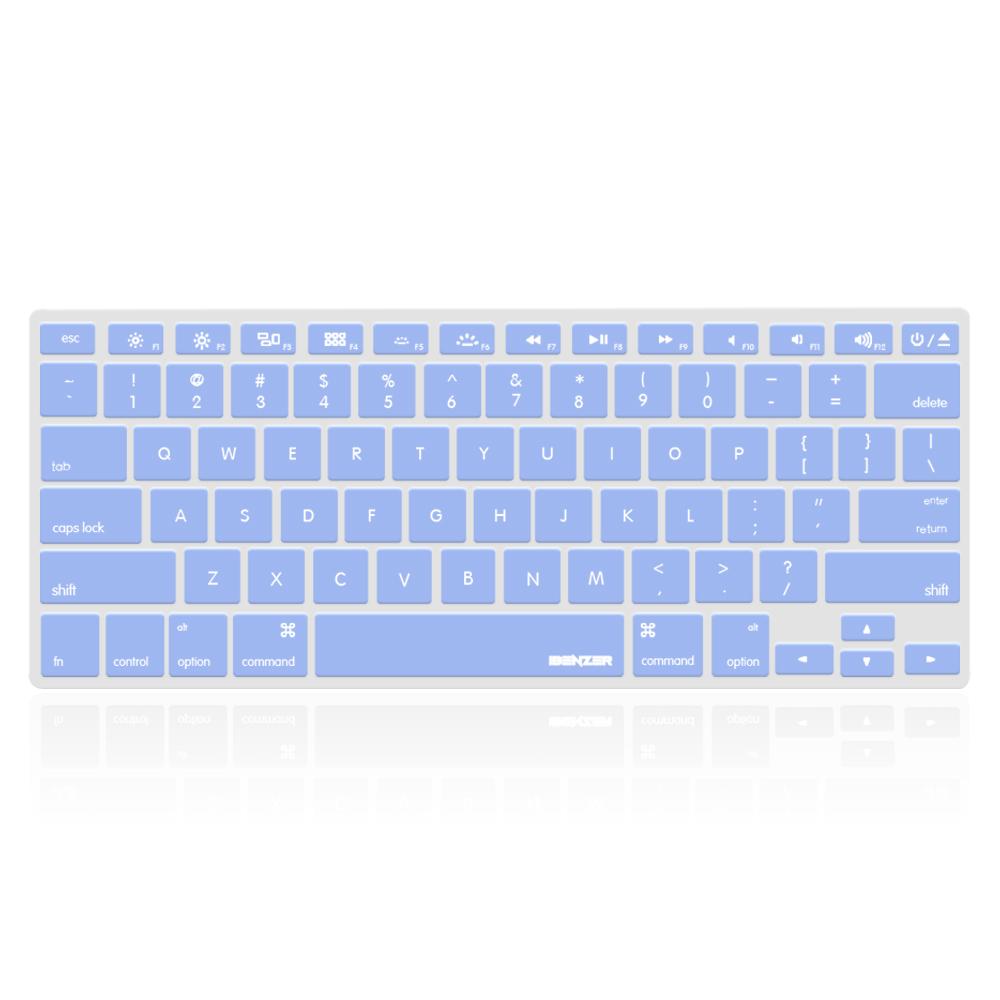 Keyboard Cover - Macbook Pro/Air 13''/15''/17'' and iMac Wireless Keyboard