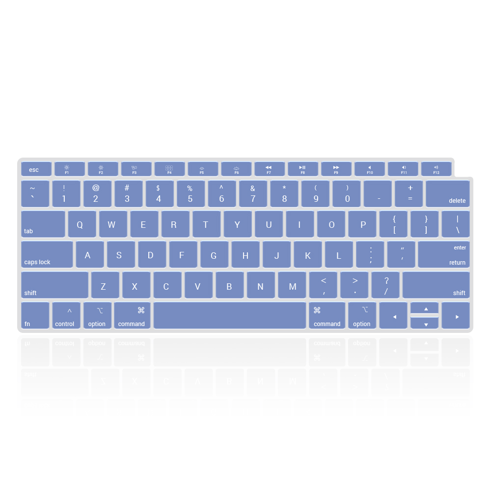 Keyboard Cover - Macbook Air 13'' w/ Touch ID