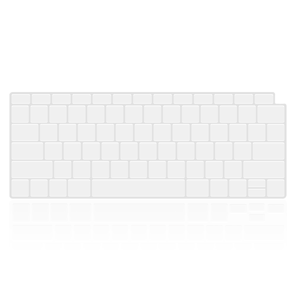 Keyboard Cover - Macbook Air 13'' A1932 (TPU)