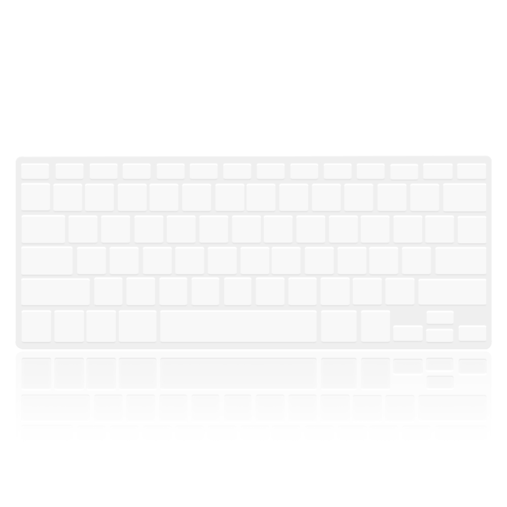 Keyboard Cover - Macbook Pro/Air 13''/15''/17'' and iMac Wireless Keyboard (TPU)