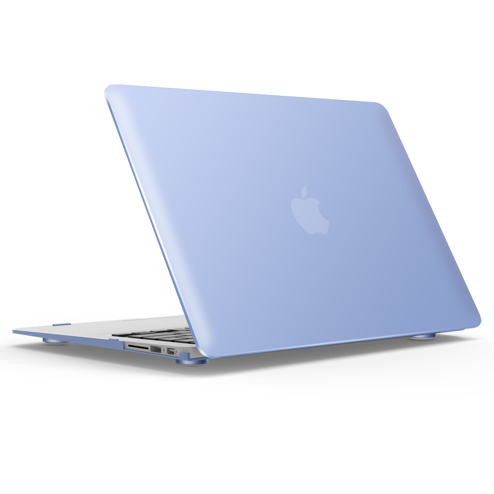 Neon Party Macbook Case - Air 13'' - Serenity Blue