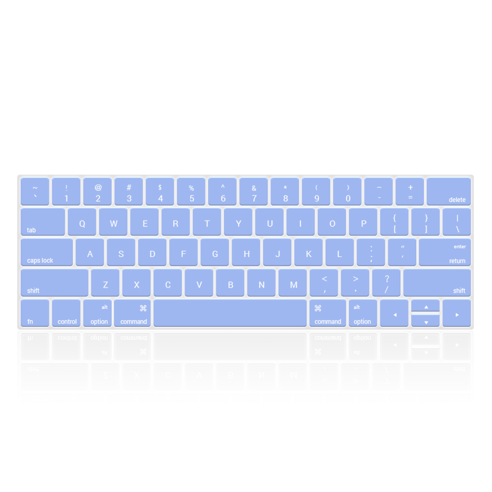 Keyboard Cover - Macbook Pro 13'' with Touch Bar