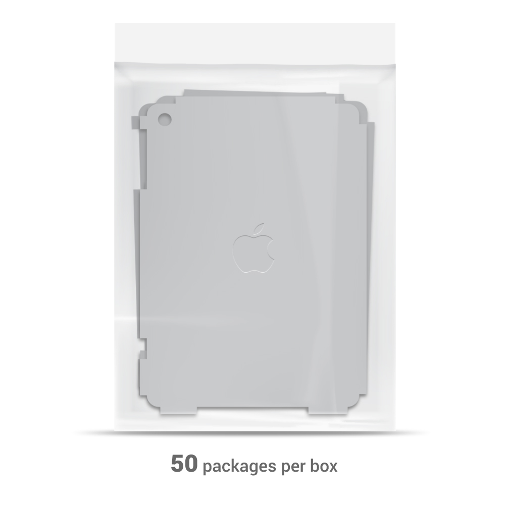 "Skin - iPad 9.7"" 2/3/4 (50 packages )"