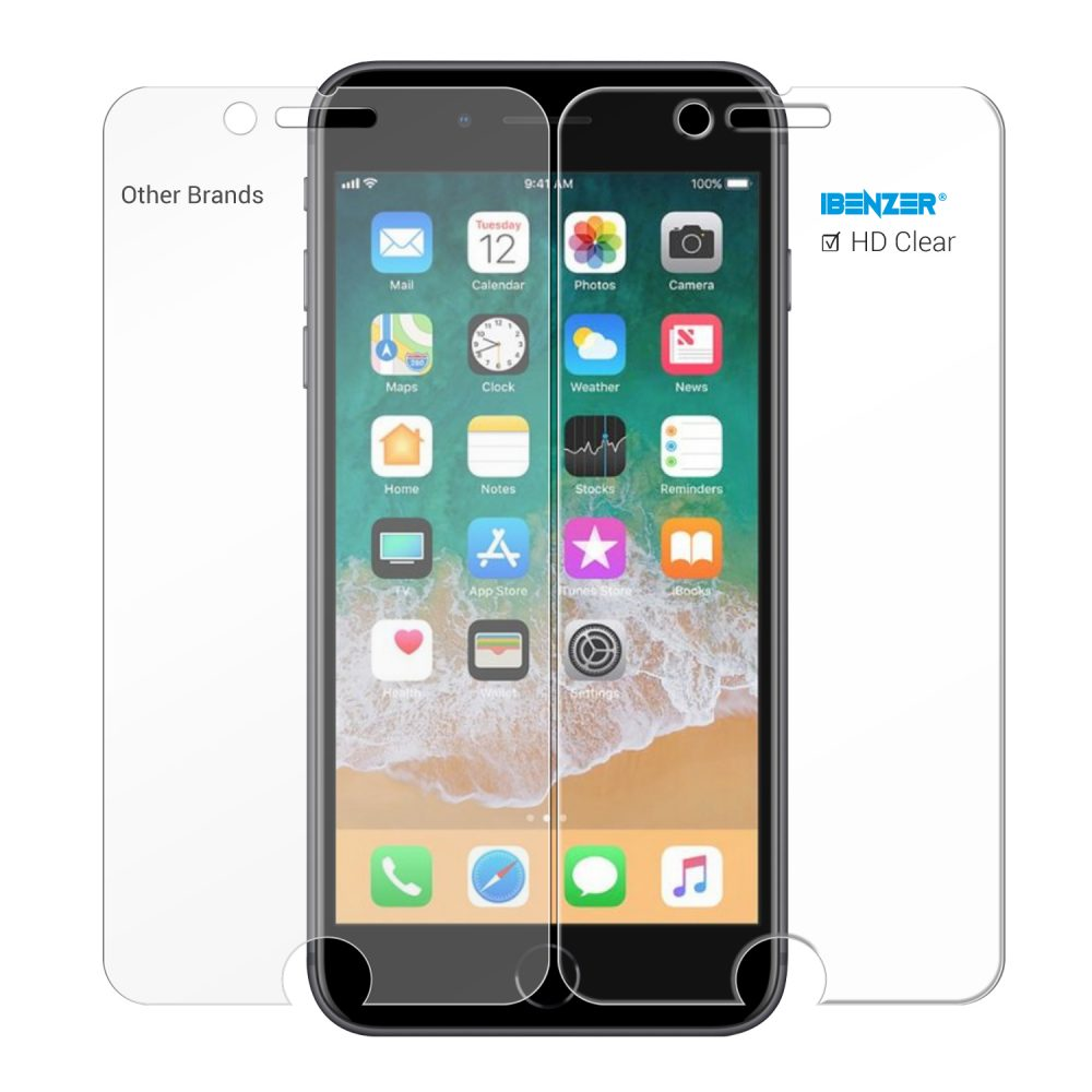 Screen Protector 4.7''– iPhone 8, 7, 6S, 6 (50 pcs)