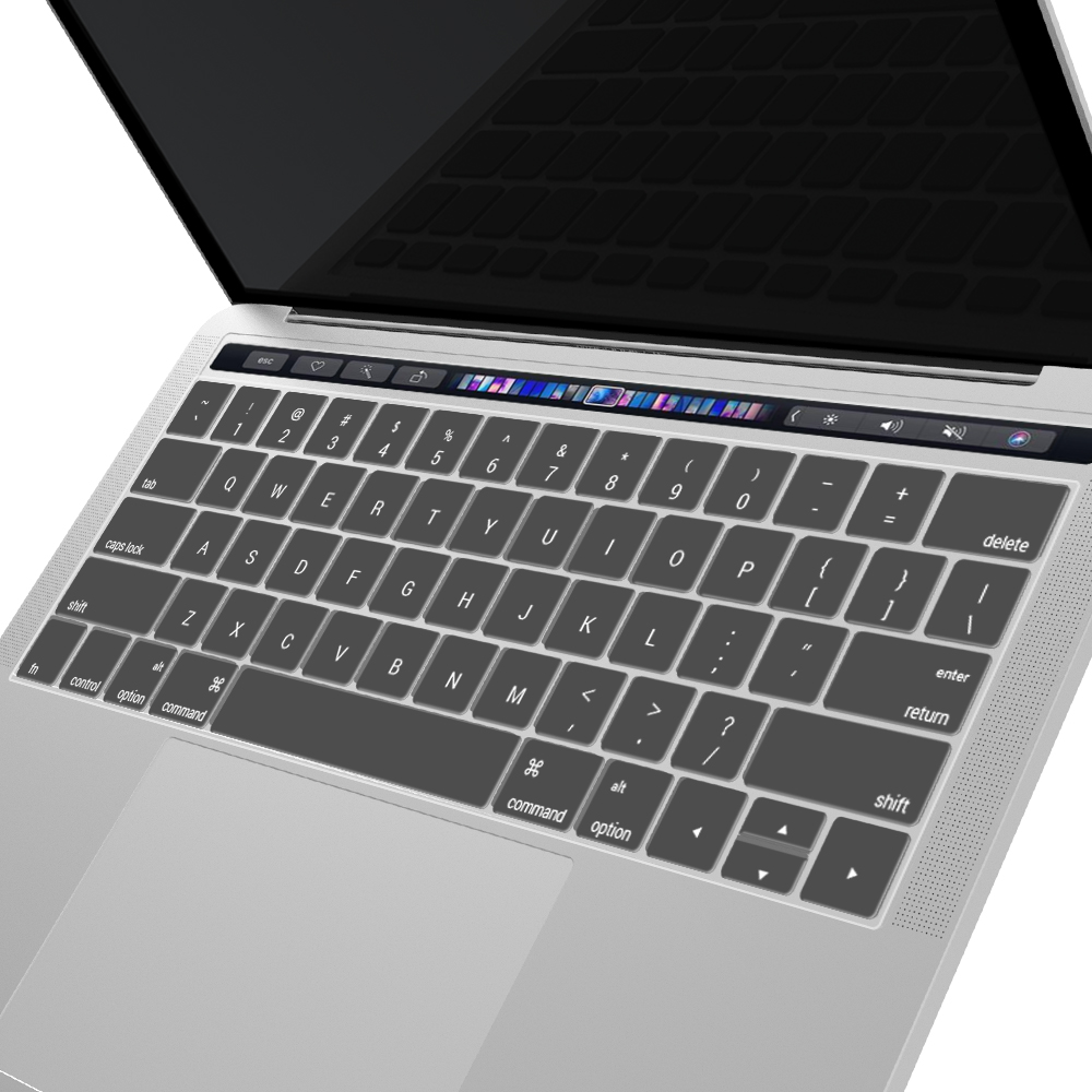 Keyboard Cover - Macbook Pro 13'' with Touch Bar (TPU)