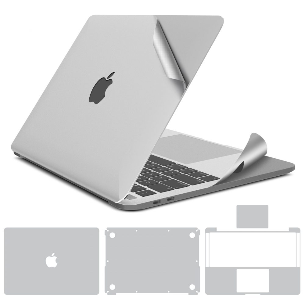 Skin - Full body for Macbook Pro 13'' 2008-2011 (10 packages)