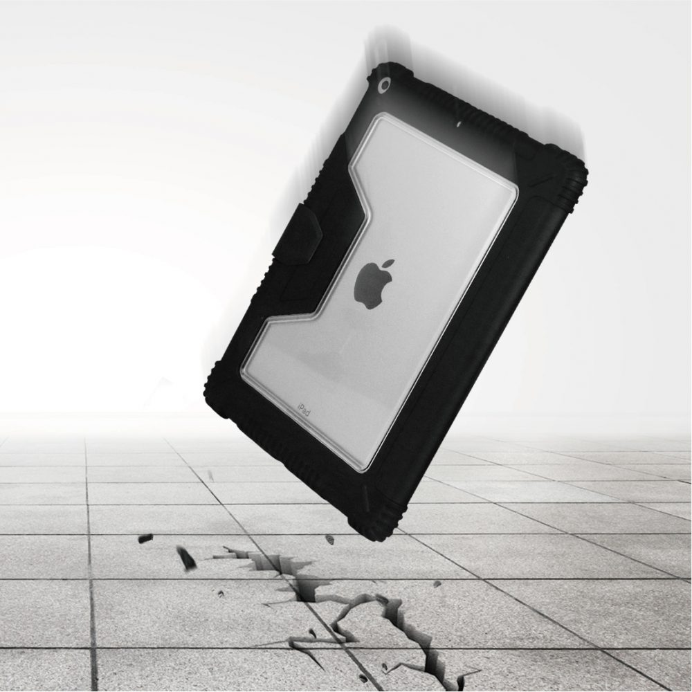iPad Folio Case – 8th & 7th Gen 10.2''